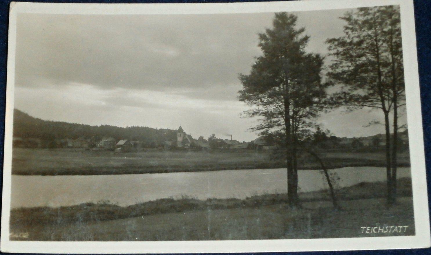 Rybniště - Teichstatt 1931