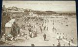 Španělsko - La Coruňa: Playa de Riazor 1930