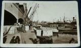 Španělsko - Valencia přístav 1936