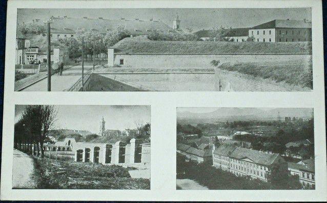 Terezín kolem roku 1930