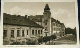 Terezín - poštovní budova 1927