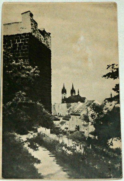 Cheb - Eger, Schwarzer Turm