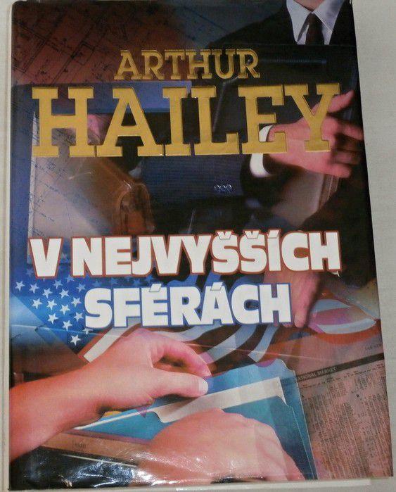 Hailey Arthur - V nejvyšších sférách