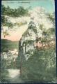 Karlovy Vary - Karlsbad: Hirschensprung 1923