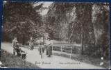 Německo - Bad Hamm: Am Goldfischtein 1906
