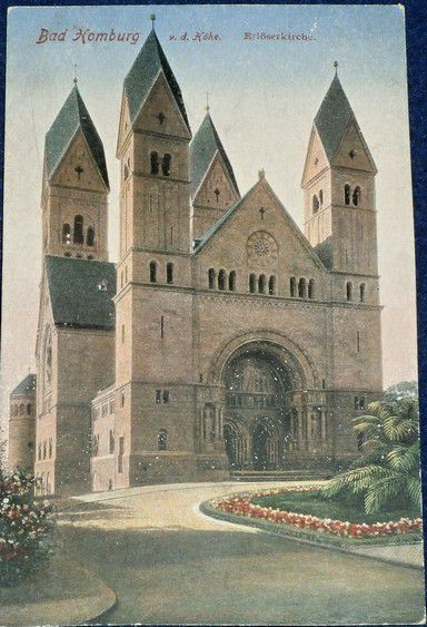 Německo - Bad Homburg vor der Höhe