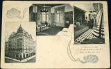 Rakousko - Wien Hotel Sächs. Hof  počátek stol.