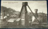Ukrajina - Boryslaw Sobieski 1914 těžba ropy