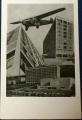 Zlín - hotel Baťa, s letadlem - koláž