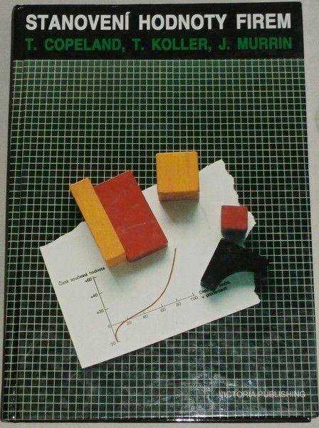 Copeland, Koller, Murrin - Stanovení hodnoty firem