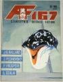 Čtvrtletník science fiction - AF 167 č. 16/1981