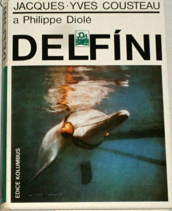 Cousteau Jacques-Yves - Delfíni