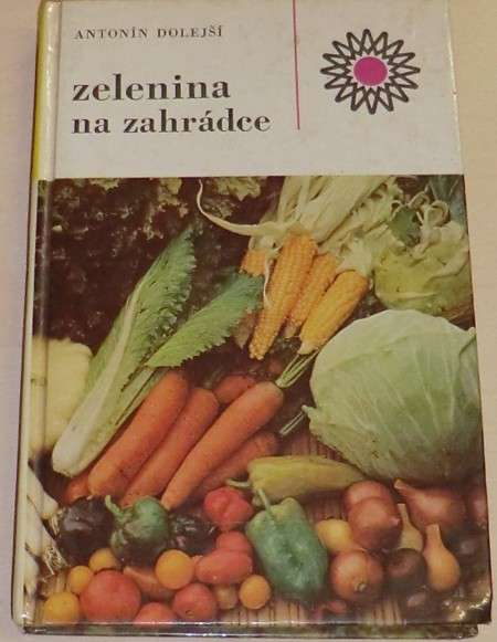 Dolejší Antonín - Zelenina na zahrádce