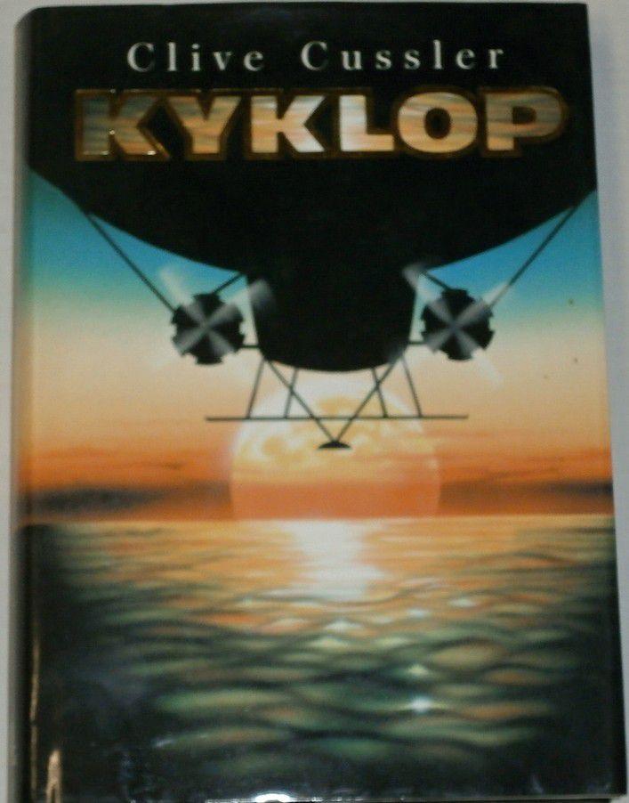 Cussler Clive - Kyklop