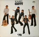 LP Karel Gott - 78