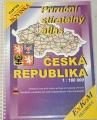 Příruční stíratelný atlas - Česká republika