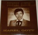 LP Karel Gott - Country album