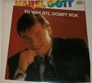 LP Karel Gott - To vám byl dobrý rok