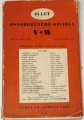 10 let Osvobozeného divadla V + W 1927 - 1937