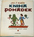Kubín Josef Štefan - Kniha pohádek