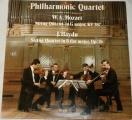 LP Philharmonic Quartet - W. A. Mozart, J. Haydn