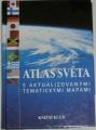 Atlas světa s aktualizovanými tematickými mapami