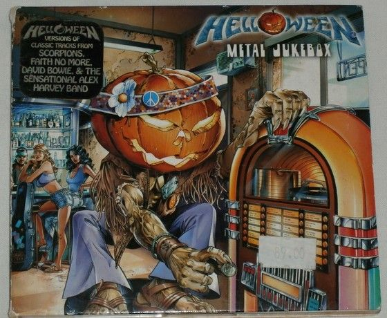 CD Helloween - Metal Jukebox