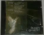 CD Škampa quartet - Antonín Dvořák, Josef Suk, Leoš Janáček