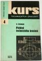 Čermák V. - Kurs technických znalostí : Přehled technického kreslení