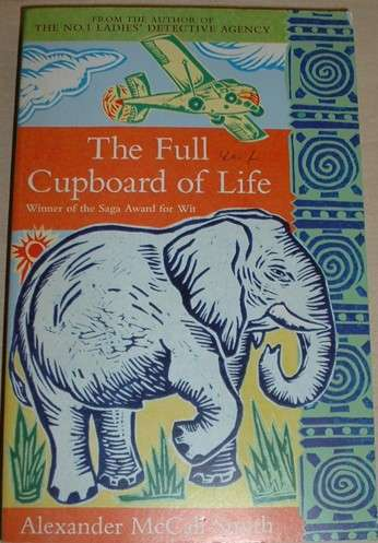 McCall Smith Alexander - The Full Cupboard of Life