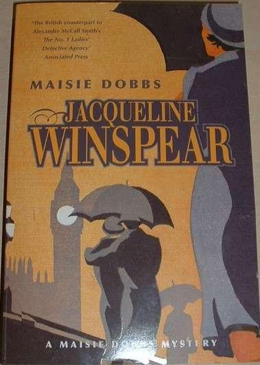 Winspear Jacqueline - Maisie Dobbs