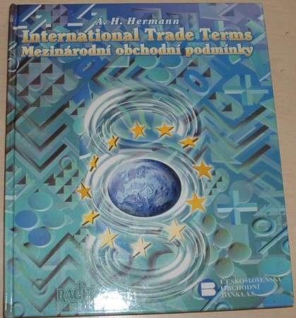 Hermann A.H. - Mezinárodní obchodní podmínky