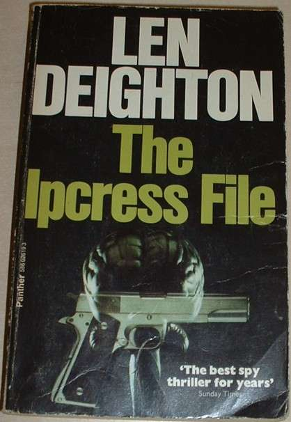 Deighton Len - The Ipcress File
