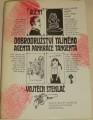 Steklač V. - Dobrodružství tajného agenta Pankráce Tangenta