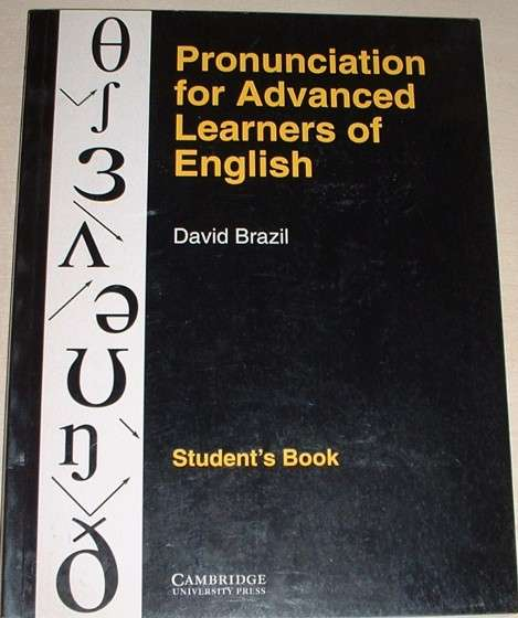 Brazil David - Pronunciation for Advanced Learners of English
