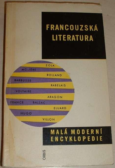 Fischer J. O. - Francouzská literatura