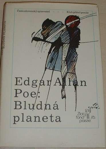 Poe Edgar Allan - Bludná planeta