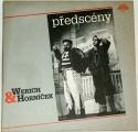 2 LP Werich  & Horníček - Předscény