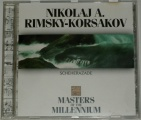 CD Nikolaj A. Rimsky-Korsakov - Scheherazade