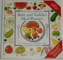 Karbel Annabel - Baby and Toddler Meal Planner