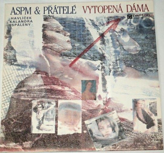 LP ASPM & Přátelé - Vytopená dáma