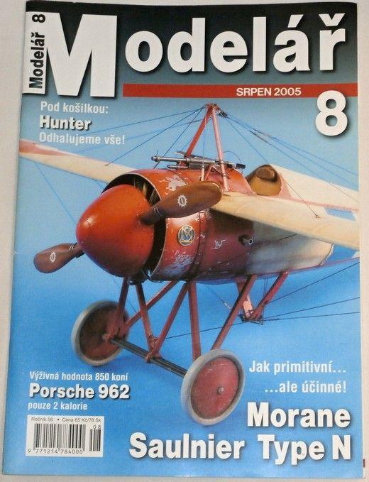 Modelář 5/2006 - ročník 56