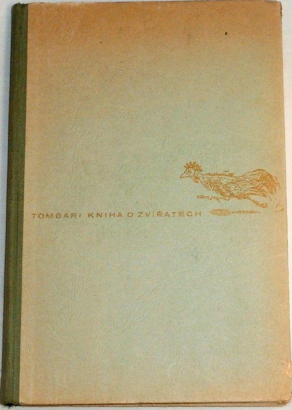 Tombari Fabio - Kniha o zvířatech