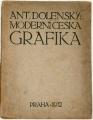 Dolenský Ant. - Moderní česká grafika