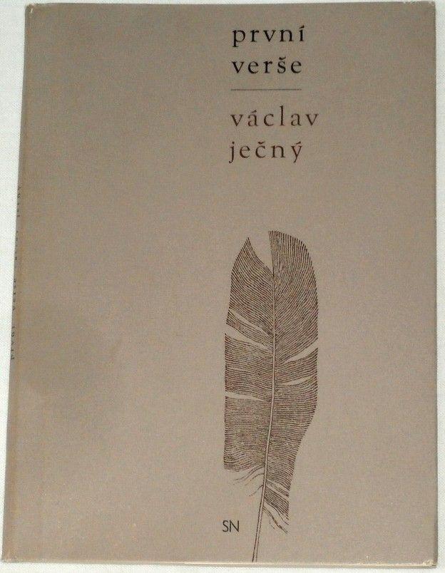 Ječný Václav - Pokušení (první verše)