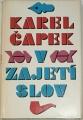 Karel Čapek - V zajetí slov