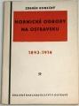 Konečný Zdeněk - Hornické odbory na ostravsku 1893 - 1914