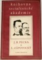 Kreibich Karel - J. B. Peka a L. Zápotocký
