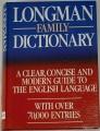 Longman Family Dictionary
