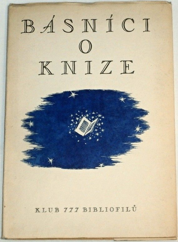 Básníci o knize